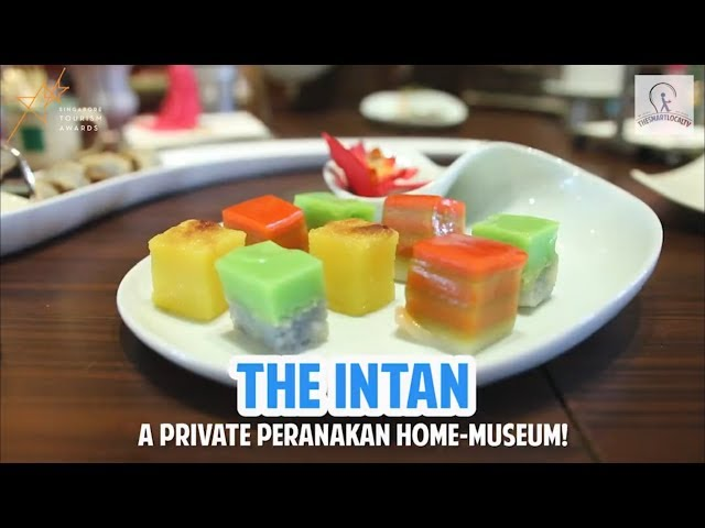 The Intan - A Private Peranakan Home Museum