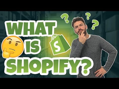 What Is Shopify? | How Does It Work? | Explaining For Beginners thumbnail