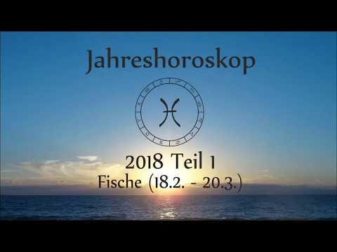 Sternzeichen Fische: Dein Jahreshoroskop 2018 (Teil 1)