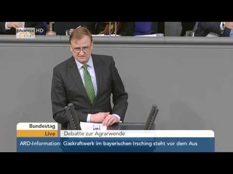 Bundestag: Debatte zur Agrarwende am 06.03.2015