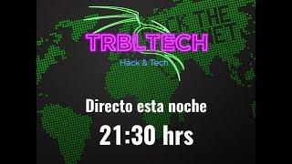 🔴 Noche de tecnologia,  preguntas y hacking