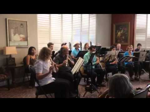 Ottawa Woodwind Project, Concert on August31