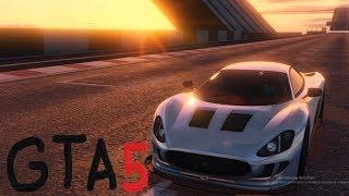 ЕЗДА ПО СТОПЕРАМ ЗАДОМ, ПРЕКРАСНА КАК ЗАКАТ!!! Гонки GTA 5 Online