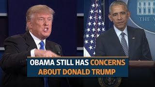 Obama: Trump is pragmatic, not 'ideological'