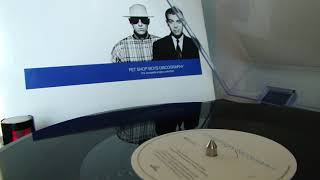 Baixar Pet Shop Boys ‎– Complete A Side [ Discography (The Complete Singles Collection) LP ]