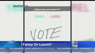 Laurel Or Yanny - What Do You Hear?