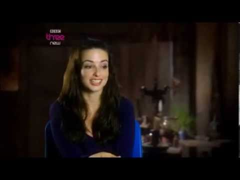 Laura Donnelly Freya talks about working with Colin Morgan