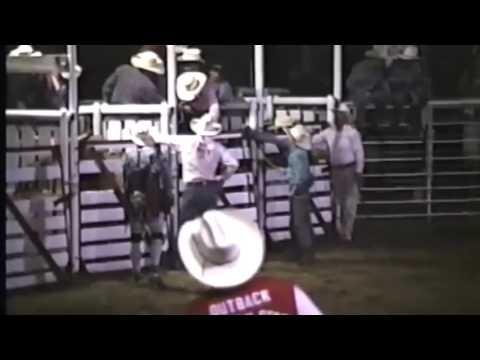 Bull Riding : Mena, Arkansas 1993
