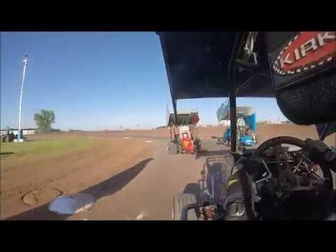 thunderhill speedway 125/250 heat 1 6/11/16