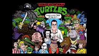 AVGN: Teenage Mutant Ninja Turtles (Episode 5 Gameplay)