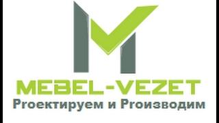 Двери купе на заказ в 3D Mebel-vezet