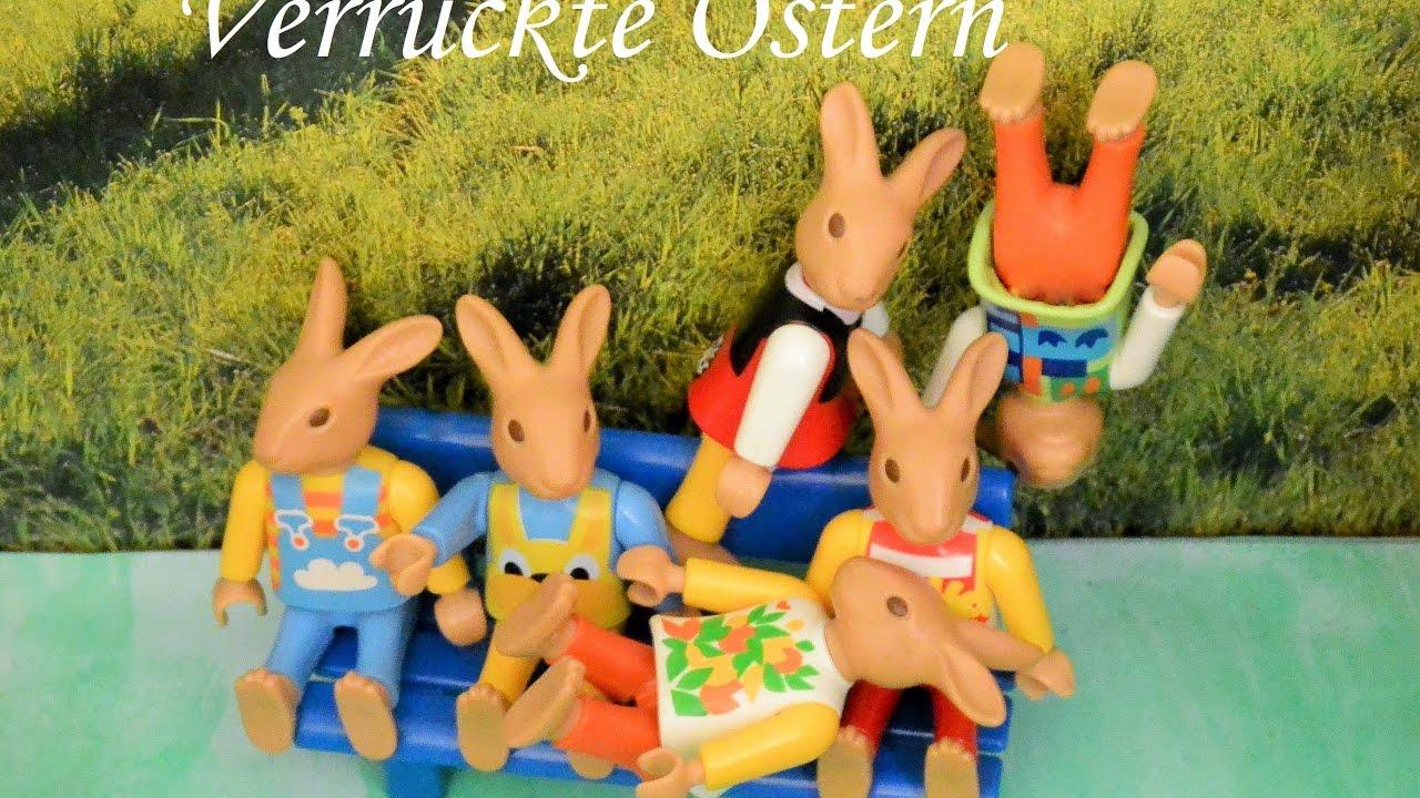 verrückte ostern - kinderfilm mit playmobil - playmoversum