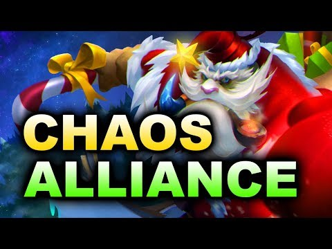 ALLIANCE vs CHAOS - ELIMINATION BO1 - CHONGQING MAJOR DOTA 2