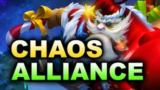 ALLIANCE vs CHAOS - ELIMINATION BO1 - CHONGQING MAJOR DOTA 2