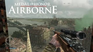 Medal of Honor Airborne Gameplay Walkthrough Part 3 - Market Garden