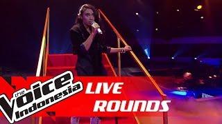 Novi - Halo Beyoncé | Live Rounds | The Voice Indonesia GTV 2018