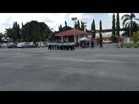 SKPK@Pertandingan Kawad Kaki TKRS Daerah Kubang Pasu 2015