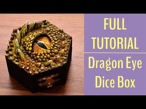 Full Tutorial - Dragon Eye Dice Box