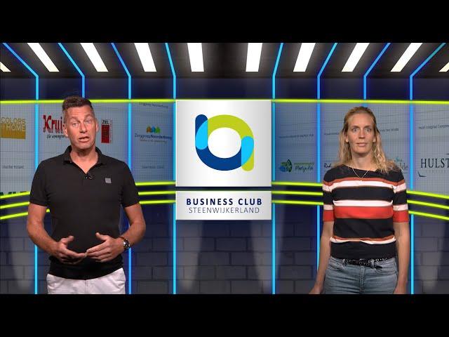 Business Club Steenwijkerland Journaal september - 2020