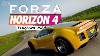 FORZA HORIZON 4 FORTUNE ISLAND Part 12 - Der vergessene Saleen! | Lets Play