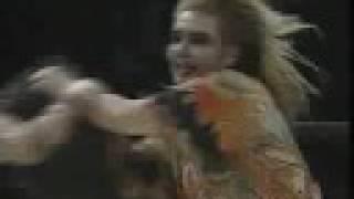 ブル中野 vs. 福岡晶  1/2(93.11.28大阪城ホール) ブル中野 検索動画 24