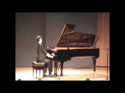 Magnus Sani Kuhn  // Junges Klavierpodium Werner Haas 2017