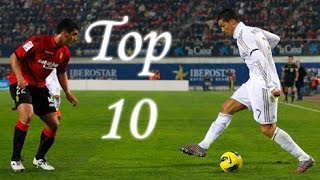 Cristiano Ronaldo  Top 10 Skill moves Ever  HD