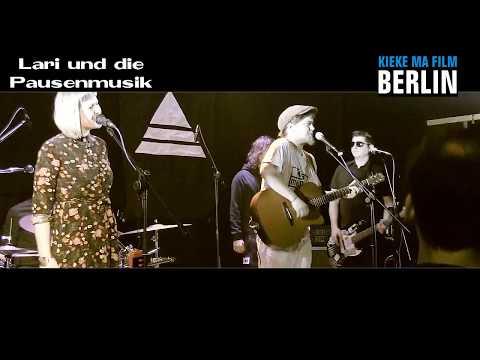 Lari und die Pausenmusik live am 14.04.2018 in der Berliner KvU