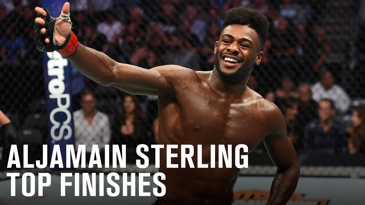 Top Finishes: Aljamain Sterling