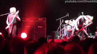 [FullHD] Mastodon - Where Strides The Behemoth + Mother Puncher @ Live In Moscow 2011