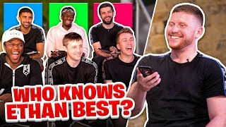 Download Which of the Sidemen knows Ethan the best? Mp3 and Videos