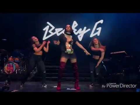 Becky G A Mi Me Gustan Mayores HD