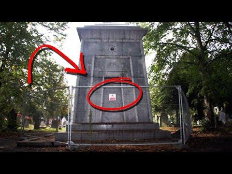 ¿Esta Tumba Oculta una Maquina del Tiempo Antigua?- Mausoleo Courtoy