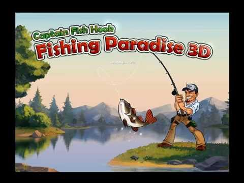 """Fishing Paradise 3D"" 2016 Trailer - UPDATED fishing game on Facebook, iOS & Android"