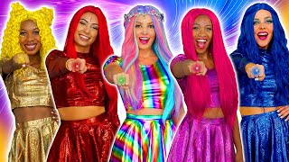 FRIENDSHIP (MUSIC VIDEO) MEET THE RAP POPS FROM THE SUPER POPS.