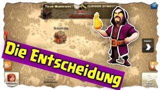 DIE ENTSCHEIDUNG IM CLANKRIEG 👐 | Let´s Play COC | Clash of Clans [German Deutsch]