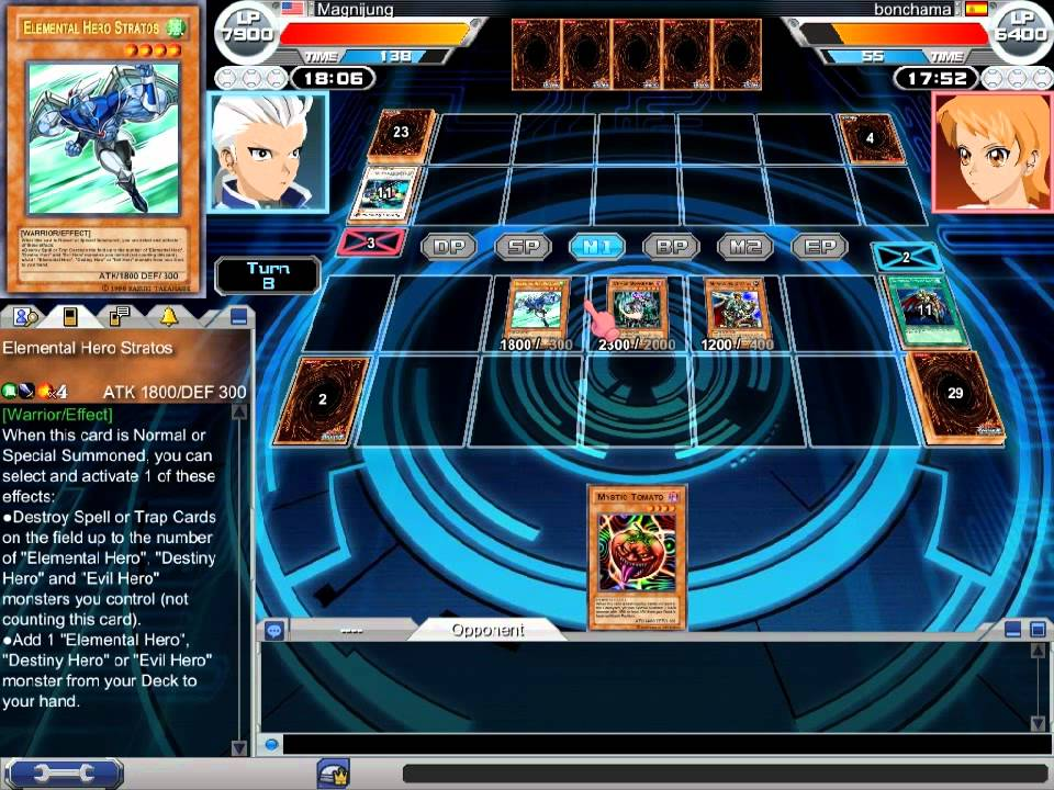 Online Yugioh Game Free
