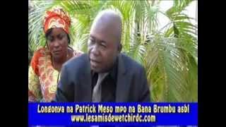 Longonya na Patrick Meso mpo na Bana Barumbu ONG