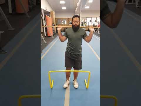 Sani Functional Hurdle test