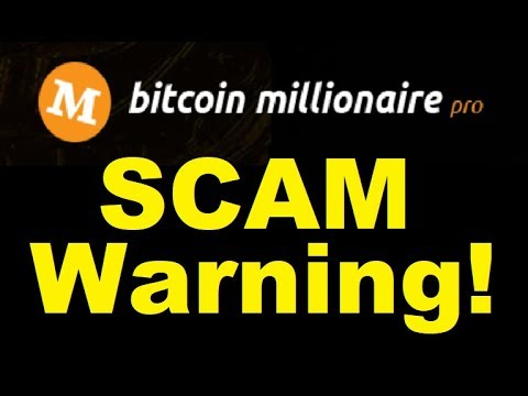Bitcoin Millionaire Pro Review - BUSTED SCAM! (Serious WARNING)