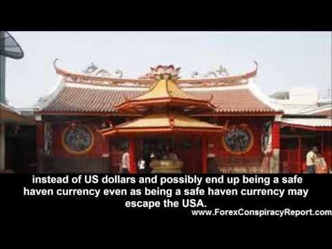 Internationalizing the Yuan