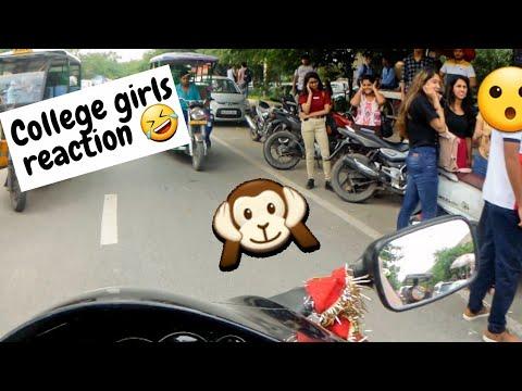 HAYABUSA COLLEGE GIRLS REACTION !!!