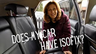 Does my car have Isofix? How to find the isofix in your car - Baby Lady, Canterbury