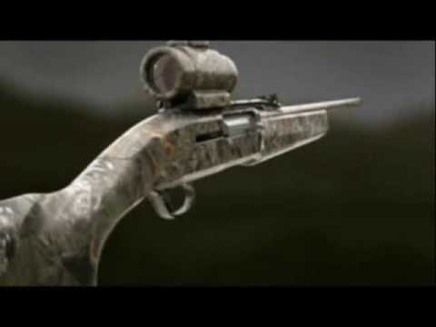 Winchester Super X3 NWTF Cantilever Extreme Turkey YouTube