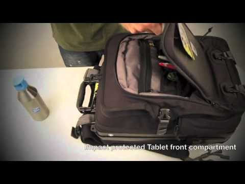 1083b1f20385 TD Product Preview  Pelican U100 Elite Laptop Backpack - YouTube