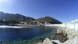 Sardinia, Cala Gonone (Timelapse) 4K
