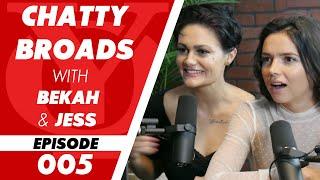Chatty Broads (Bekah Martinez and Jess Ambrose) on The Michael Yo Show!