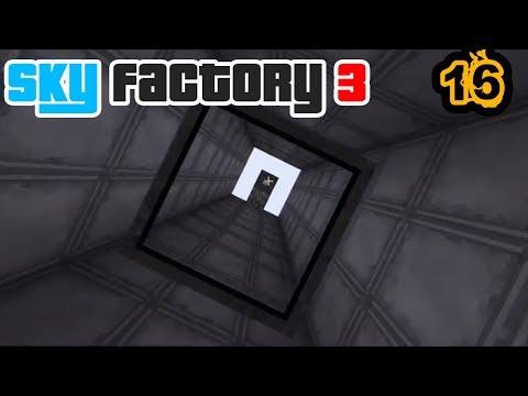 The First Power Pillar | Minecraft: New Sky Factory 3 Ep. 16