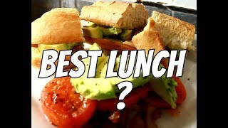 Best Baguette Sandwich For Lunch | Chef Ricardo Cooking