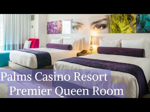 Palms Casino Resort Las Vegas - Premier Queen Room
